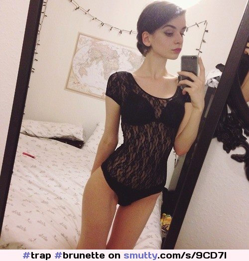 this tiny blond have perky tits with long nipples she gets caged she swallows he #beautiful #brunette #cute #foureyes #gorgeous #mydream #sexy #sissy #trap