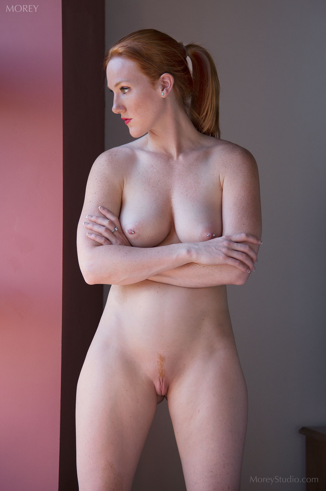 hot guy gets red ass spanking punishment DariaBulavina Redhead Ginger Freckles FreckledChest Palenipples Collarbones Cumvalley GreatRack