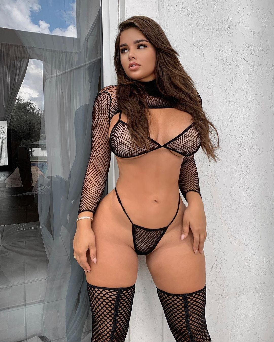 best squirt compilation mobile porno videos movies VioletStarr NinaNorth NaughtyAmerica Latina Brunette Teen Ff Boobs Breasts Tits Shaved
