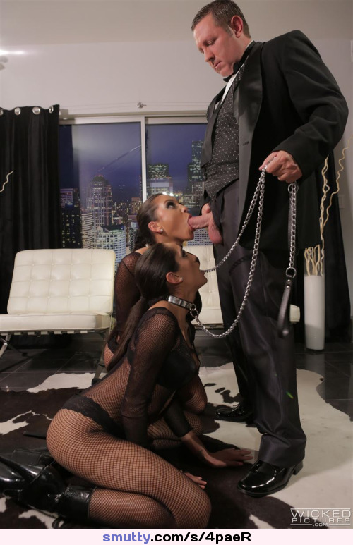 charley chase showing off her cock sucking skills pichunter Slave Sub Collar Christmaspresent Petgirl Leashed
