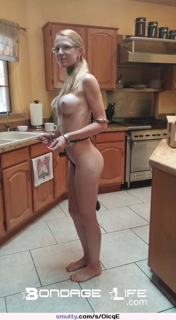 showing porn images for czech casting busty porn #beautiful #blondage #blonde #bondage #collar #cuffs #selfshot